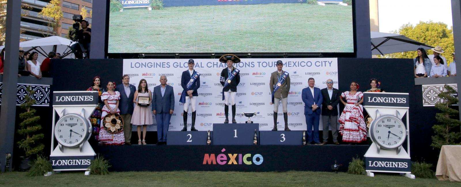 Longines Global Champions Tour; Mexico City