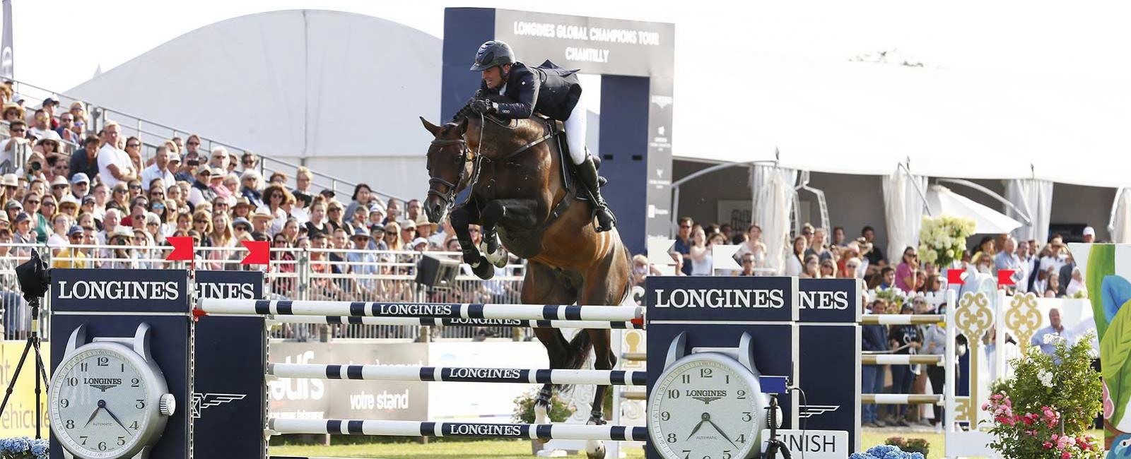 Longines Global Champions Tour of Chantilly; Jumping; 2019