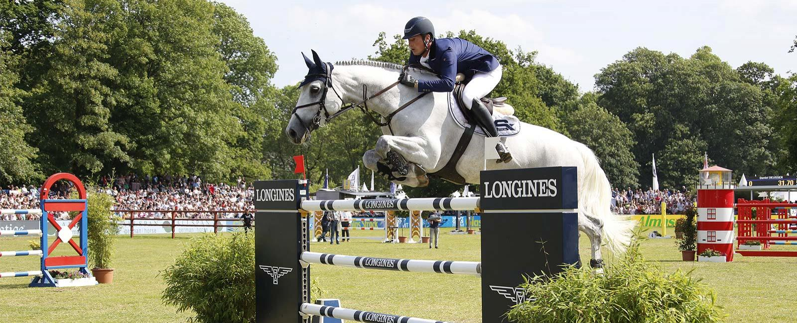 Longines Global Champions Tour de Hambourg ; Saut d'obstacles ; 2019