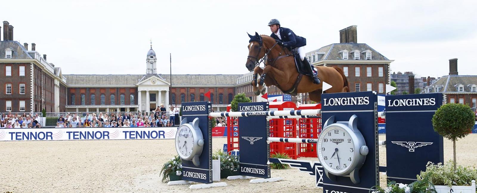 Longines Global Champions Tour of London; Jumping; 2019