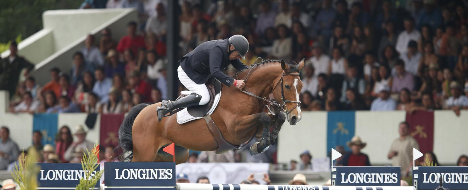 Longines Global Champions Tour of Mexico;Jumping;2016