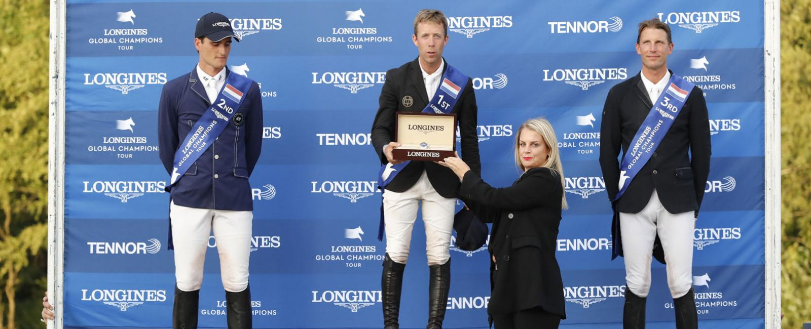 Longines Global Champions Tour di Valkenswaard; Jumping; 2019
