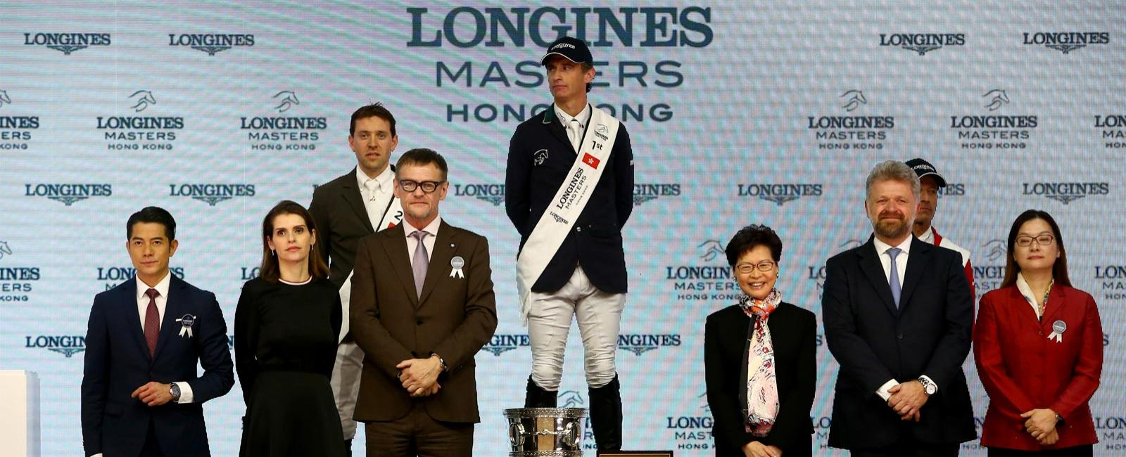 Longines Masters of Hong Kong; Jumping; 2019