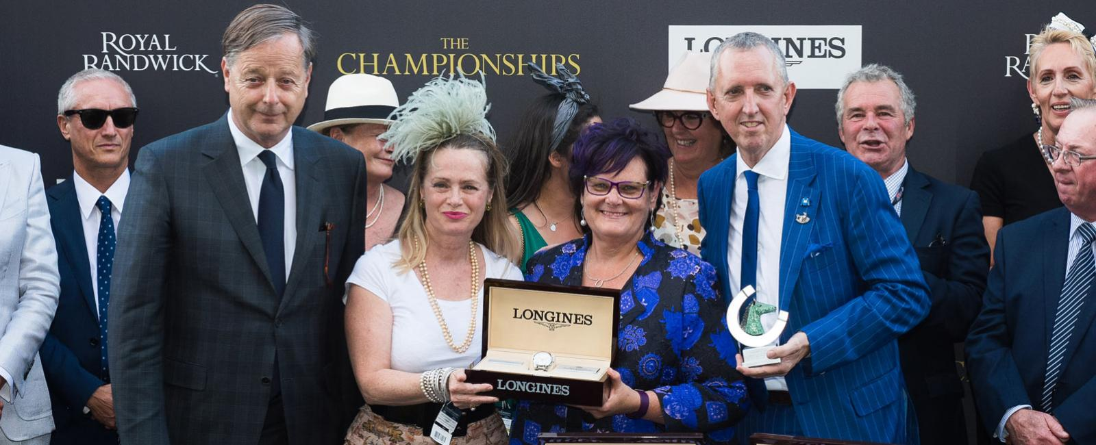 Longines Queen Elizabeth Stakes; Sydney