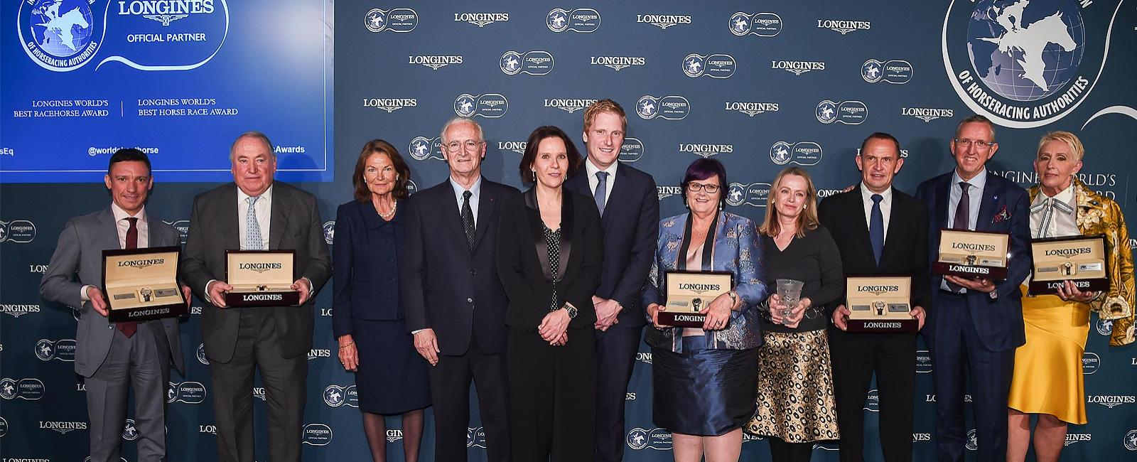Longines World's Best Racehorse & Best Race 2018; Horse Racing; 2019