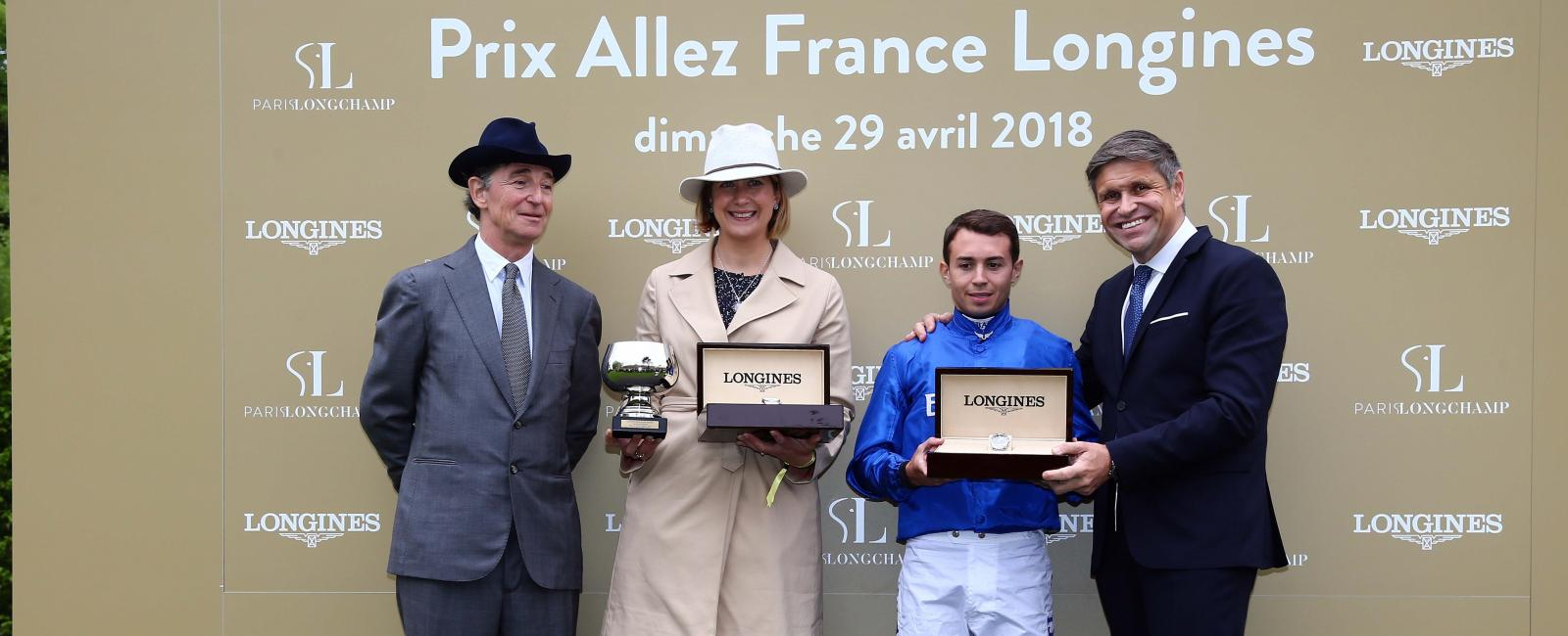 Longines; ParisLongchamp; Official Partner