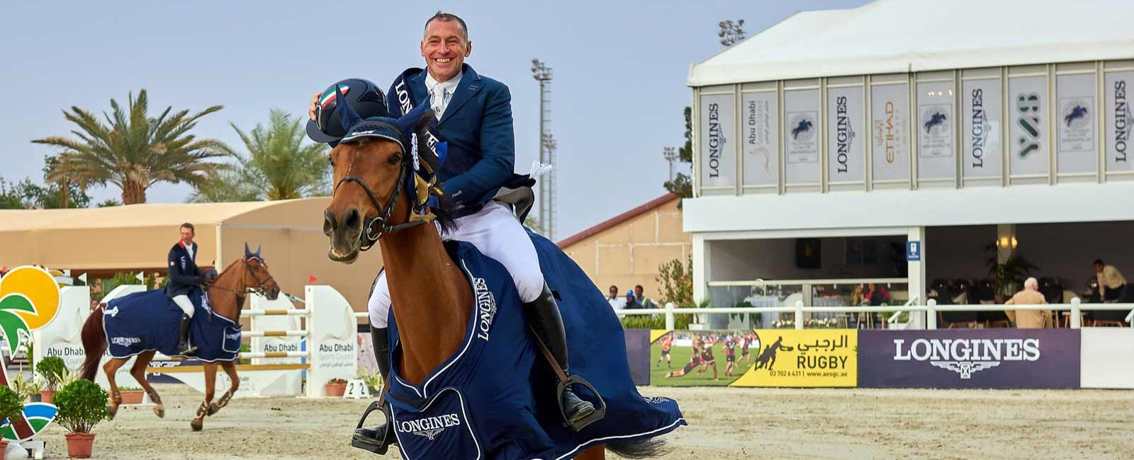 President of UAE Show Jumping CUP CSIO5*; Al Ain; Jumping; 2017