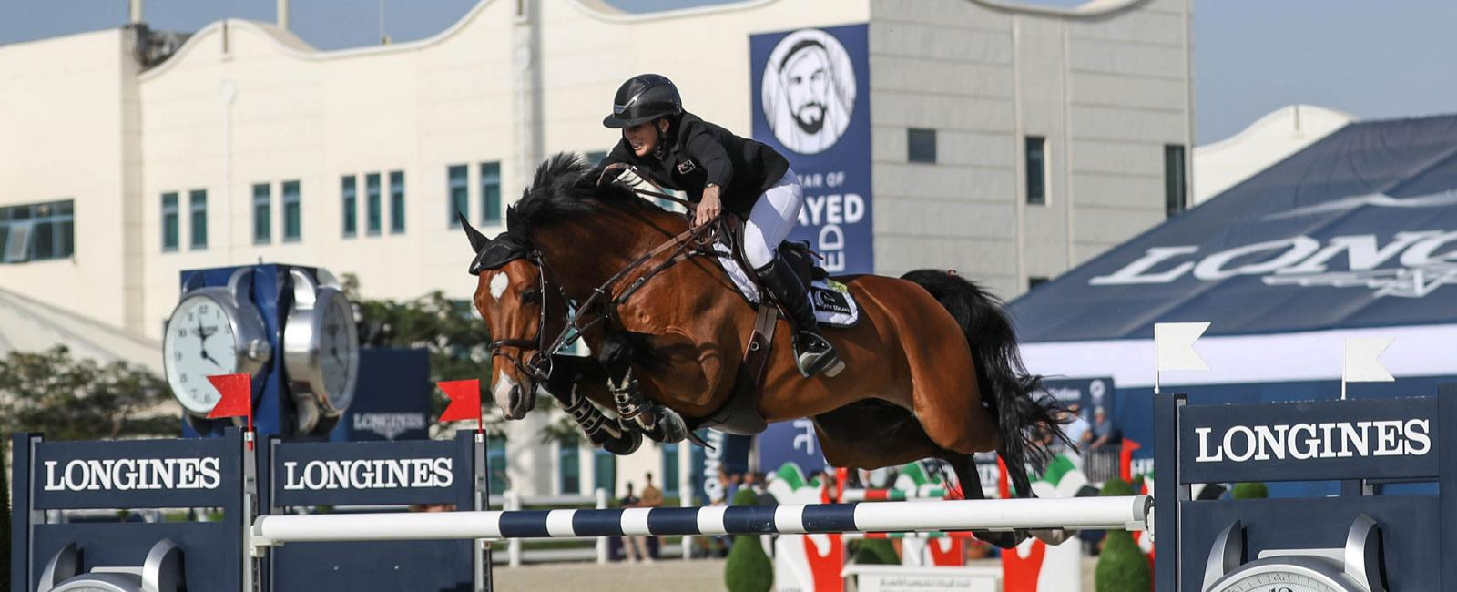 President of UAE Show Jumping CUP CSIO5* presented by Longines; 2018