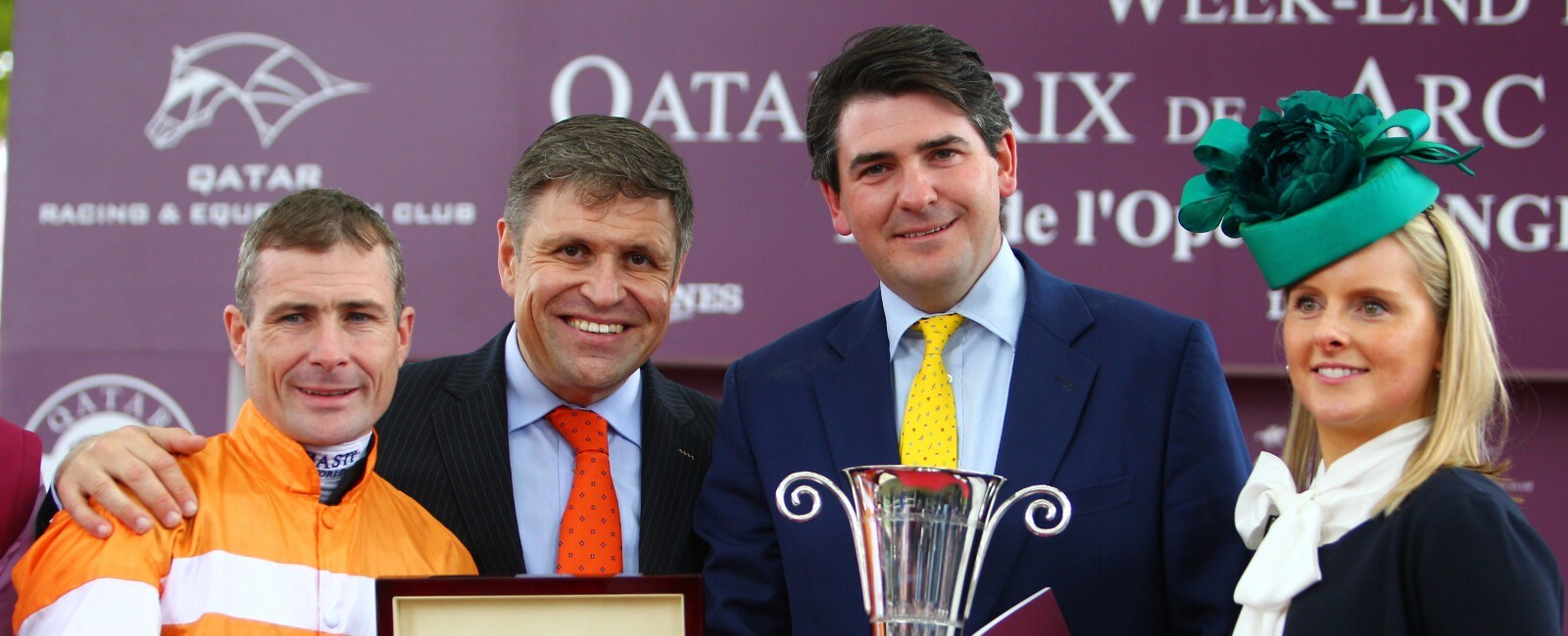 Qatar Prix de l'Arc de Triomphe; Paris; Racing;