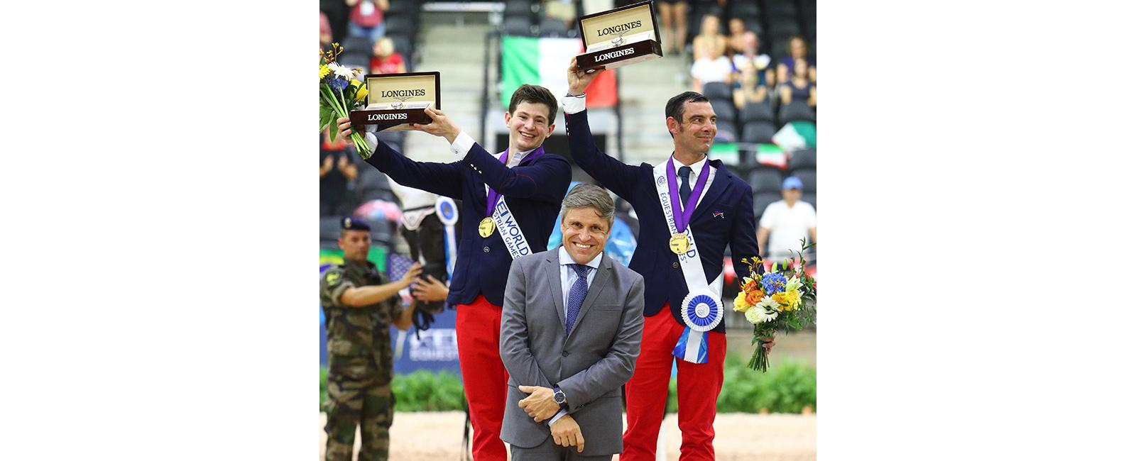 tryon 2018, world equestrian games