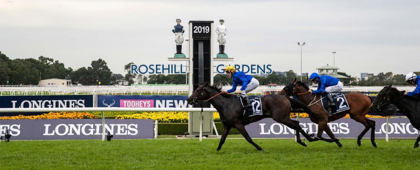 Kiamichi; 63. Austragung; Longines Golden Slipper