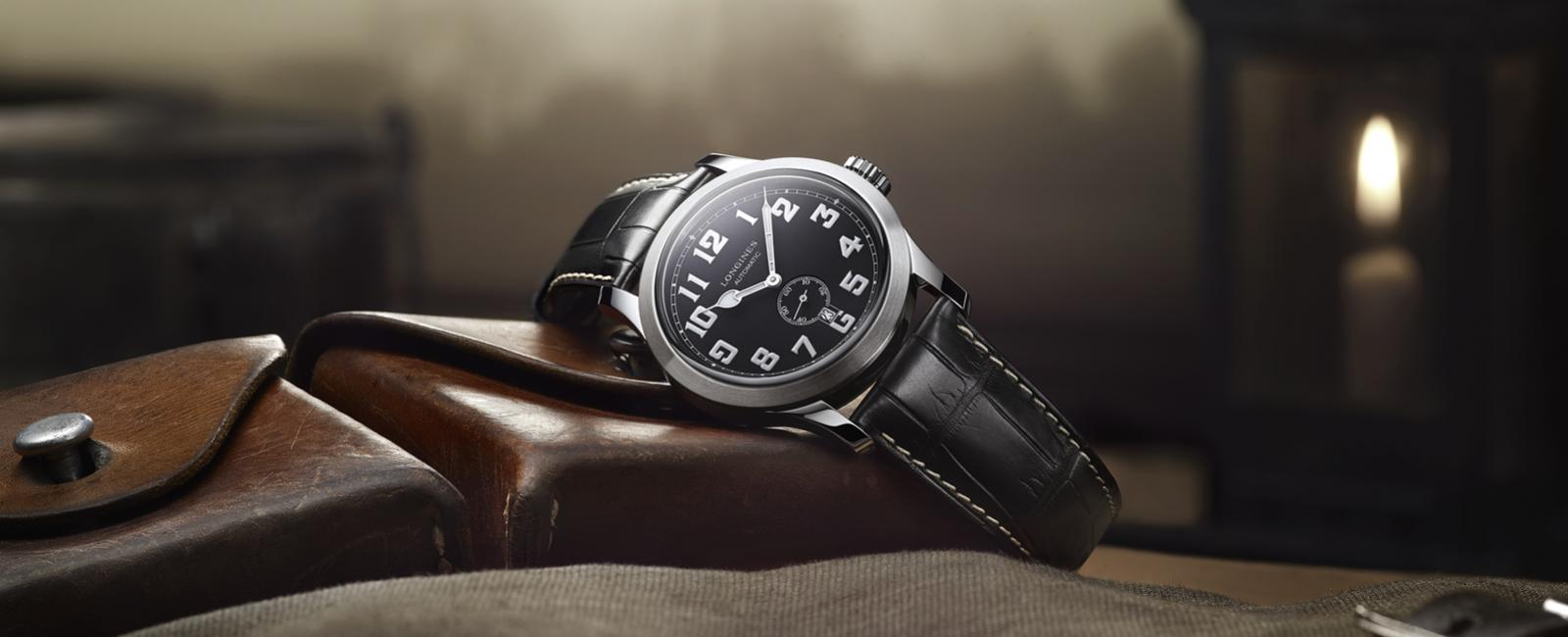 The Longines Heritage Military;Corporate;Novelties 2016;Heritage