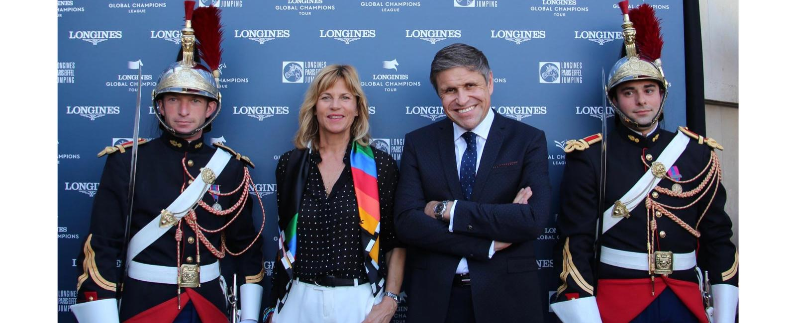 The Longines Paris Eiffel Jumping;show jumping,2018,fifth anniversary