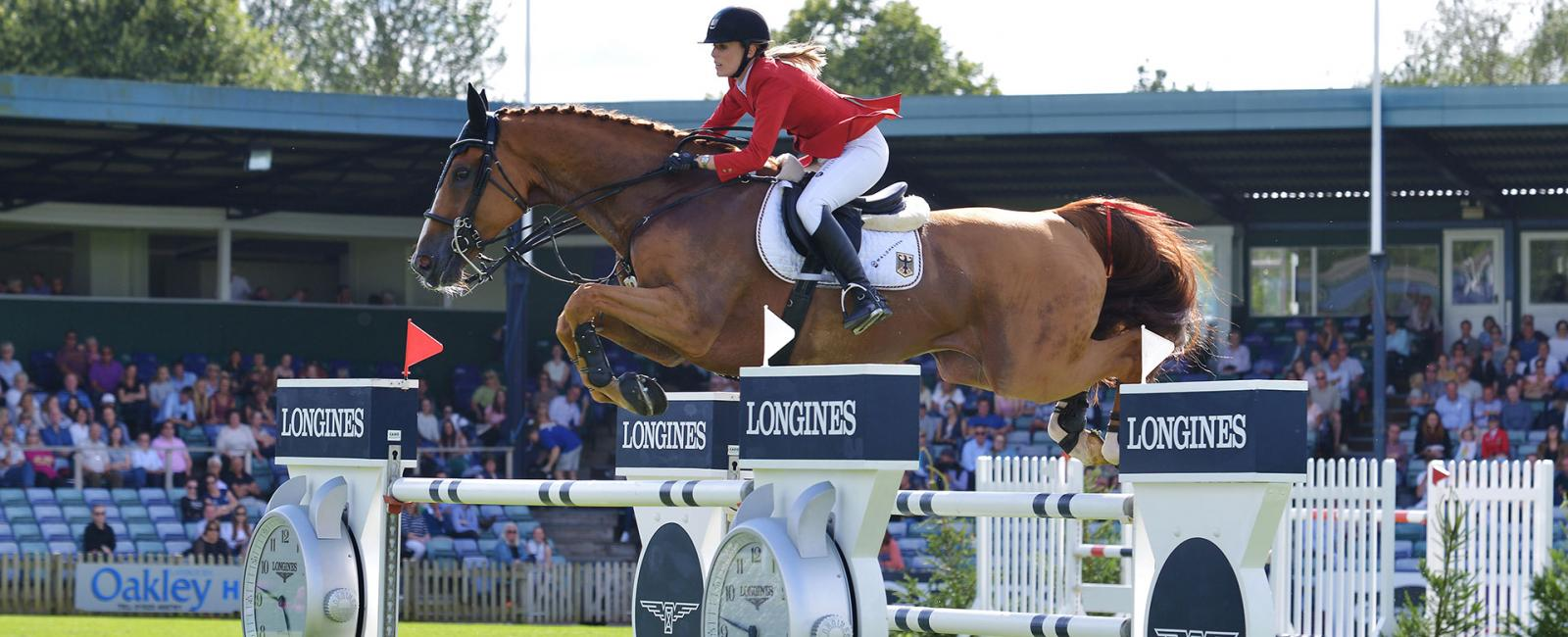 The Longines Royal International Horse Show 2016;Jumping;2016