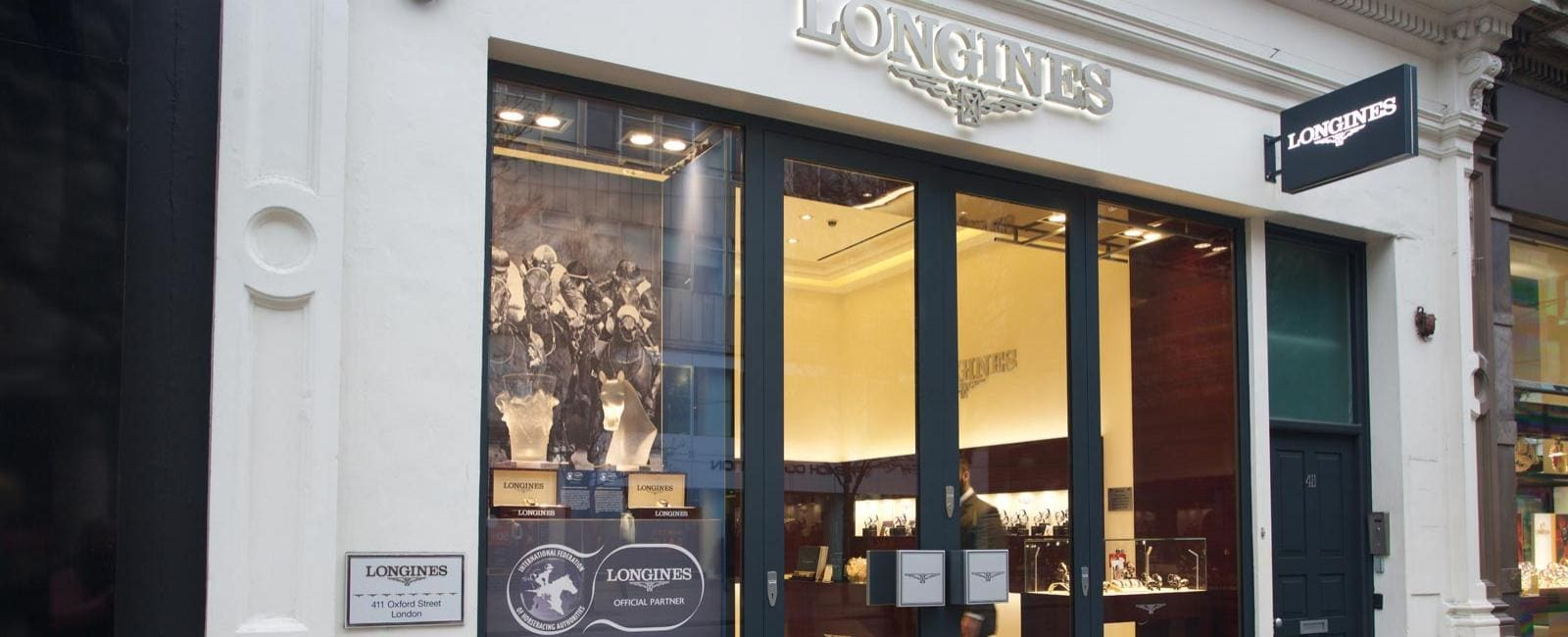 Longines Boutique of London; the International Federation of Horseracing Authorities; the Longines World's Best Racehorse Rankings; the Longines World's Best Racehorse