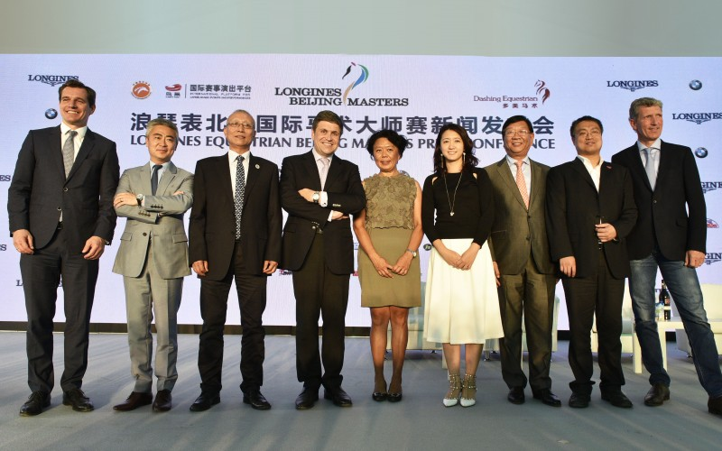 The 2015 Longines Equestrian Beijing Masters: a promising edition