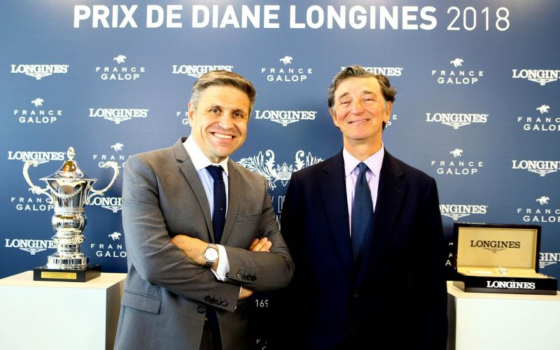 2018; Prix de Diane Longines; new edition; equestrian;; Chantilly