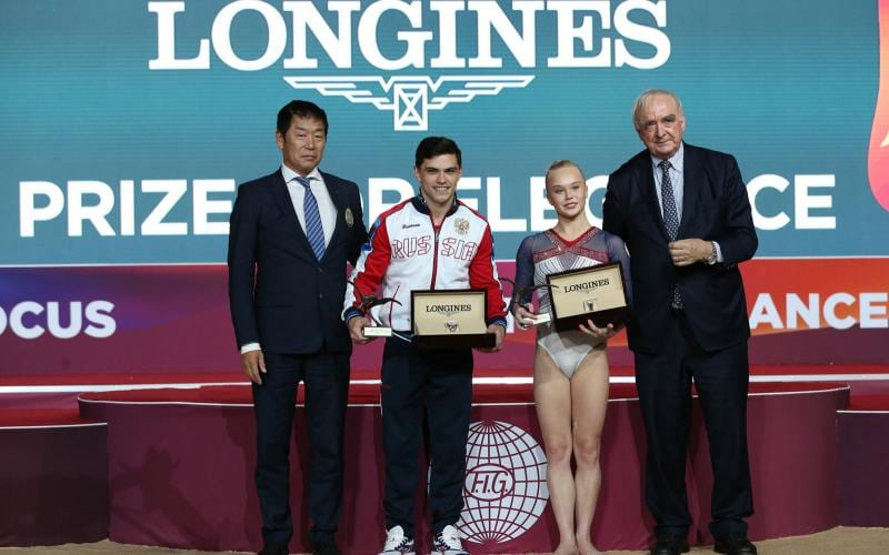 48th Artistic Gymnastics World Championships in Doha