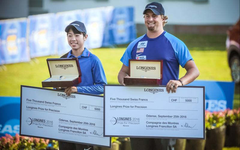 Archery World Cup 2016, Final;2016;Archery;Longines;Brady Ellison
