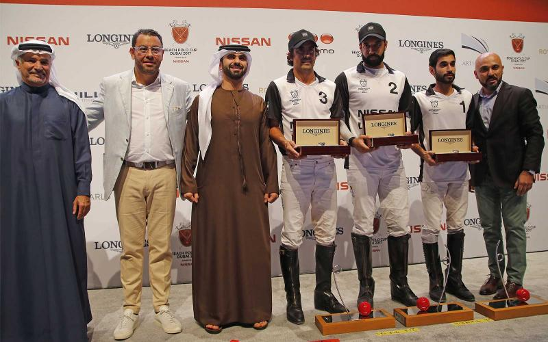 Beach Polo Cup; Dubai; Polo; 2017