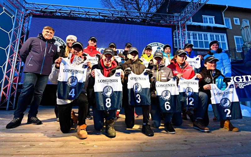 FIS Alpine Ski World Cup Men; FINALES; Are