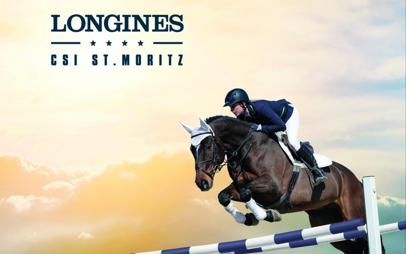 Longines celebrates the elegance of equestrian sports with a new chronograph