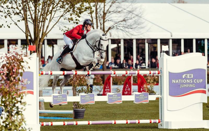 Team Germany captured 2017 Longines Spring Classic of Flanders