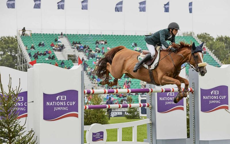 L'équipe brésilienne remporte le Longines Royal International Horse Show