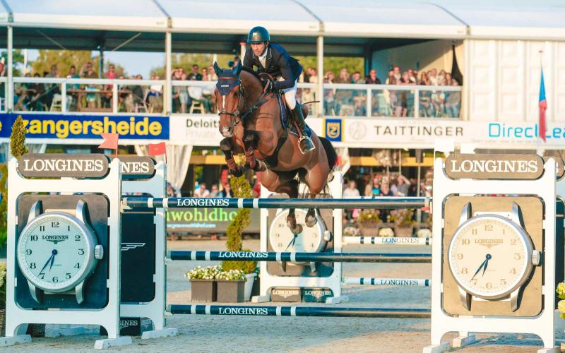 FEI/WBFSH World Breeding Jumping Championships for Young Horses; Lanaken; Jumping; 2017