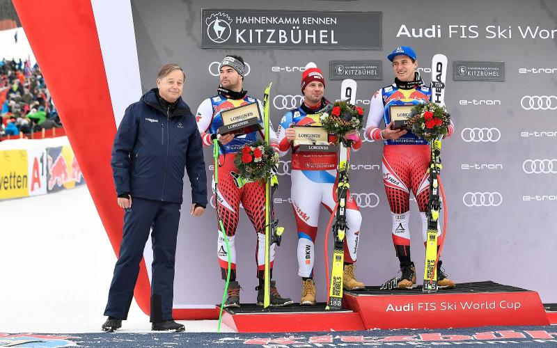 FIS Alpine Ski World Cup Men - Kitzbüehl; Alpine Skiing; 2020