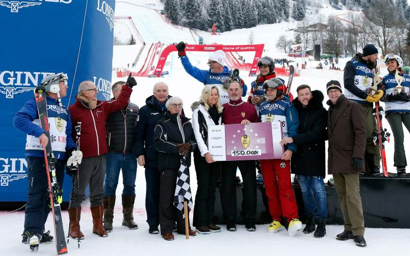 FIS Alpine Ski World Cup; Men; Kitzbühel