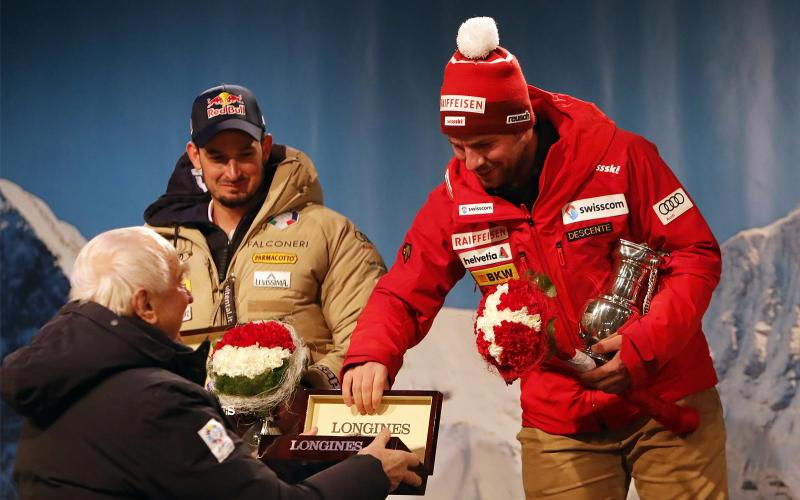 FIS Alpine Ski World Cup Men - Wengen; Alpine Skiing; 2020