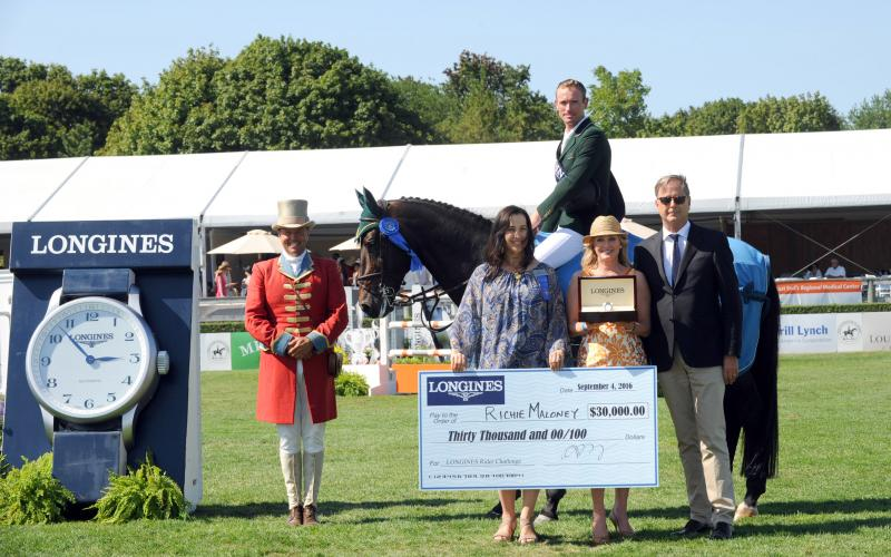 Horse Lovers Gather for the Exclusive Hampton Classic Horse Show