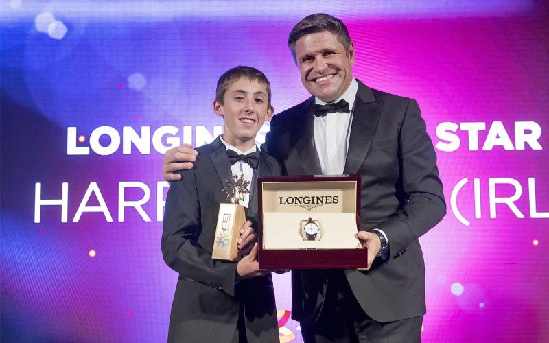 Longines Rising Star Award; Monte-Video; Equestrian; 2017