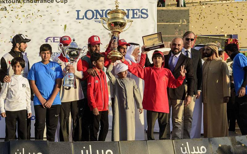 Dubai hosted another successful edition of the HH Sheikh Mohammed Bin Rashid Al Maktoum Endurance Cup presented by Longines