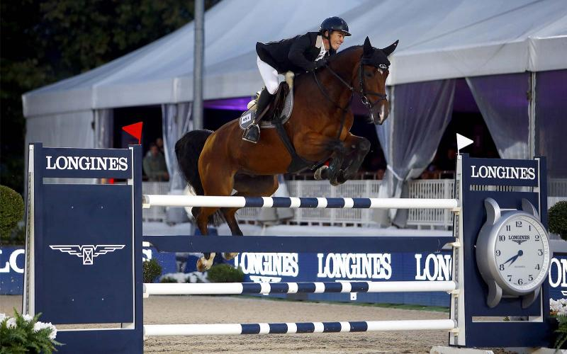 International Longines Horse-Show of Lausanne; Jumping; 2017