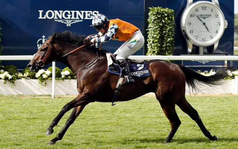 Horse Racing; King George Day; The Longines Handicap Stakes