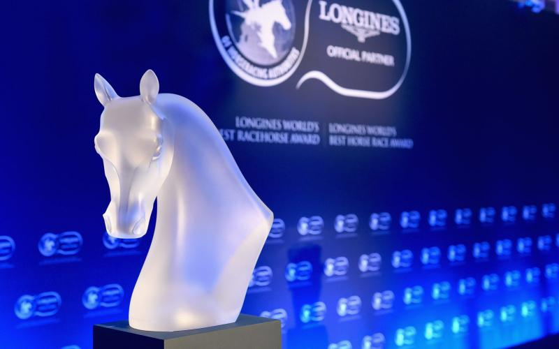 The 2016 Longines World's Best Racehorse and Longines World's Best Horse Race Ceremony; December; 2016