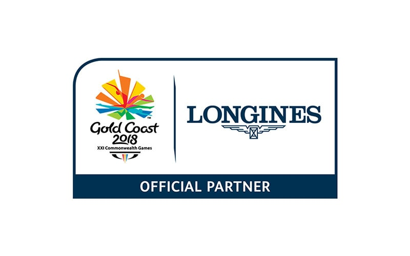Longines announced as GC2018 Official Timekeeper, Gold Coast, Longines, London, Games,  GC2018, Commonwealth Games Corporation