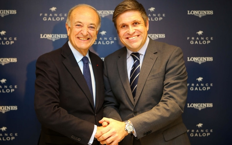 Longines Announces the Renewal of its Partnership with France Galop