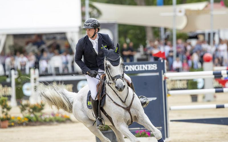 Longines Balve Optimum; Springreiten; 2019