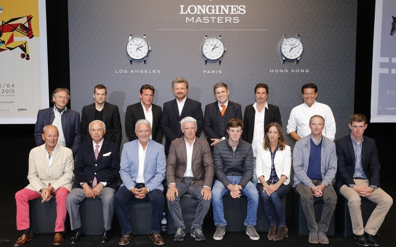 Longines becomes the Title Partner of the Longines Masters