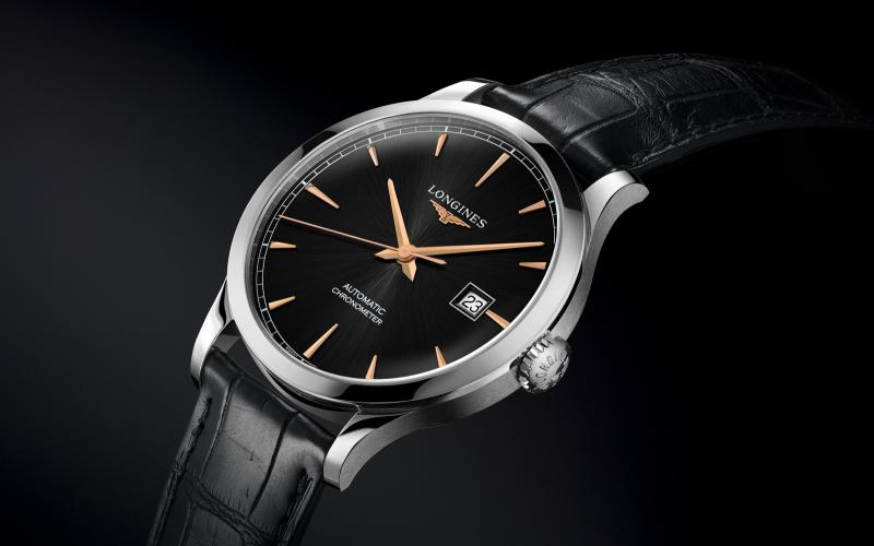 Longines creates a special limited Record watch to celebrate its 140 years of presence in Russia
