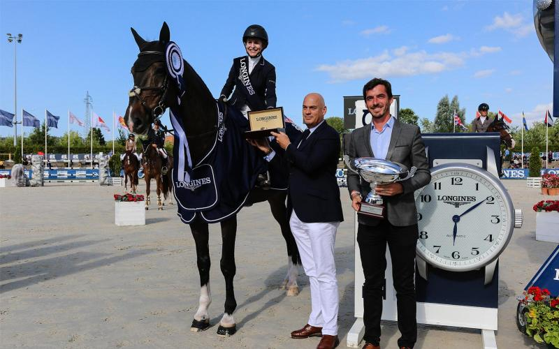 Longines Deauville Classic; Jumping; 2019