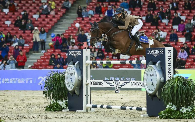 Longines Equestrian Beijing Masters; Jumping; 2019
