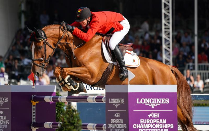 One week of captivating competitions and exceptional performances at the Longines FEI European Championships 2019
