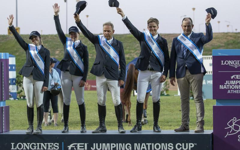 Team Norway and Team Portugal qualified for the much-awaited Longines FEI Jumping Nations Cup™ Final in Barcelona