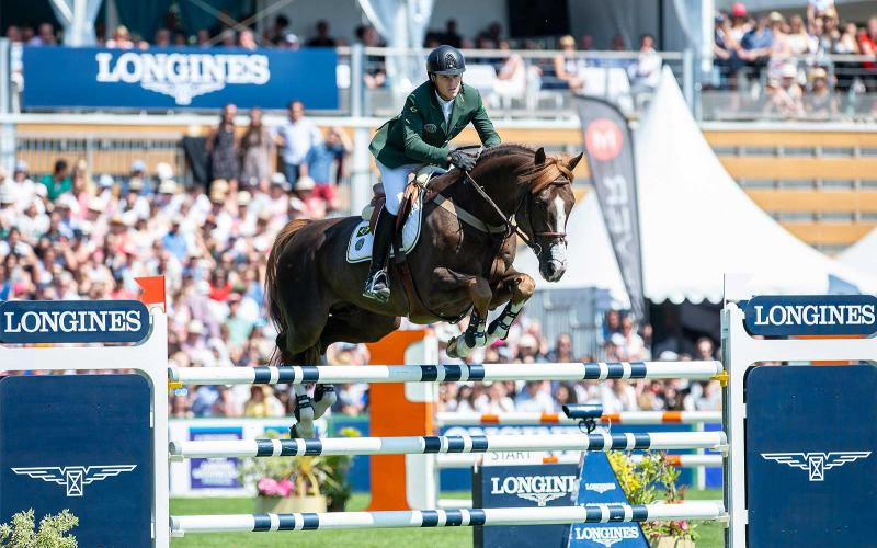 Longines FEI World Cup Western European League; Jumping International de Bordeaux; 2018