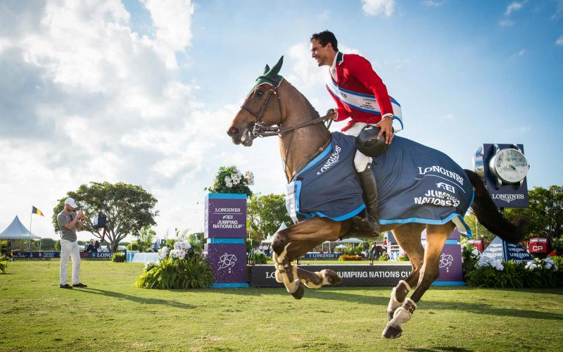 Longines FEI Jumping Nations Cup of USA ; Wellington Palm Springs ; Saut d'obstacles ; 2019