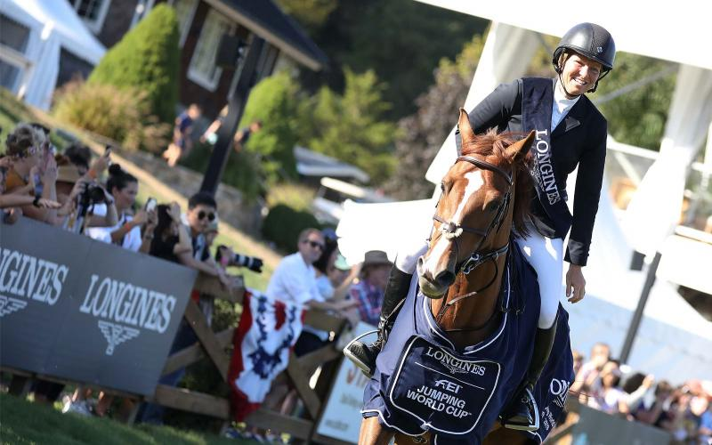 Longines·​FEI·​Jumping·​World·​Cup·​North·​American·​League·​-·​North·​Salem; Saut d'obstacles; 2019